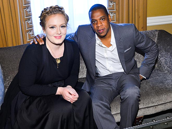 THE HOT SEAT photo | Adele, Jay-Z