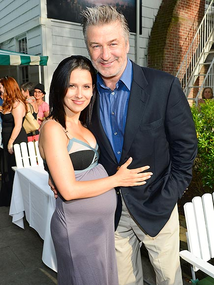 PREGNANT PAUSE photo | Alec Baldwin