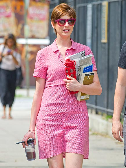 PINK LADY photo | Anne Hathaway