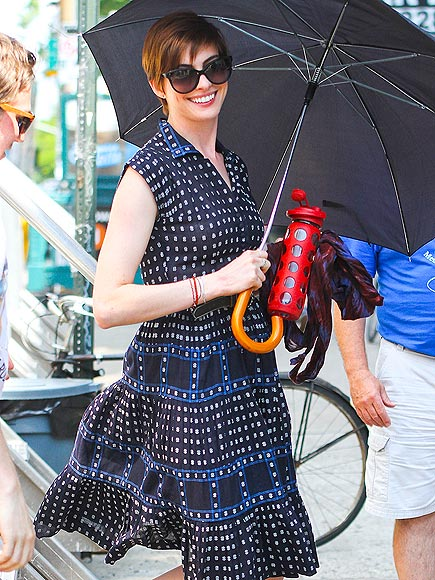 WEATHER OR NOT photo | Anne Hathaway