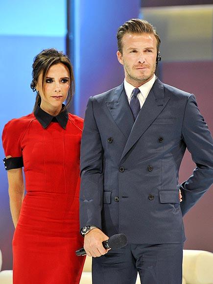 CLOTHES TO YOU photo   David Beckham, Victoria Beckham