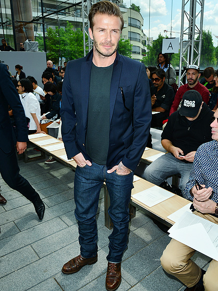 BEST DRESSED photo | David Beckham