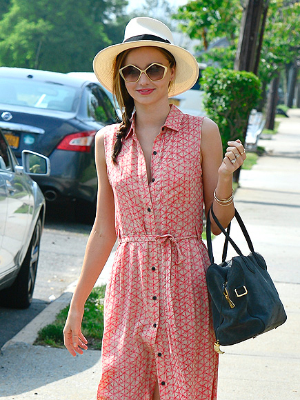 SUMMER-READY photo | Miranda Kerr