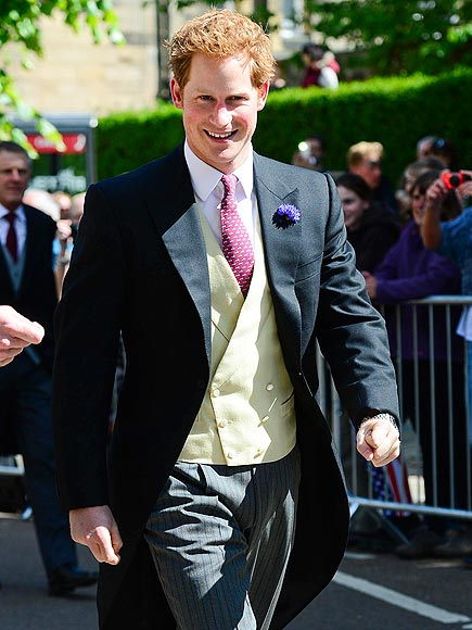 CLOSE TO THE VEST photo | Prince Harry