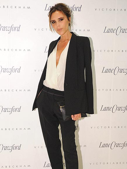 POUTY POSE photo | Victoria Beckham