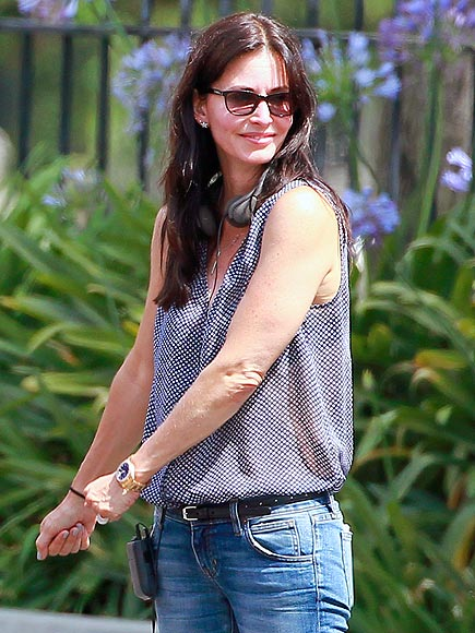 GOOD ANGLE photo | Courteney Cox