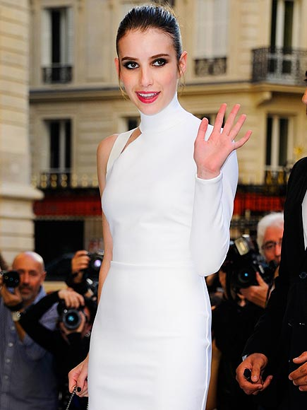 FRENCH DRESSING photo | Emma Roberts