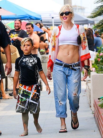 HOT MAMA photo   Gwen Stefani