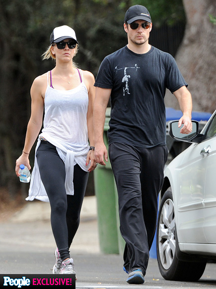 TAKE A HIKE photo | Henry Cavill, Kaley Cuoco-Sweeting