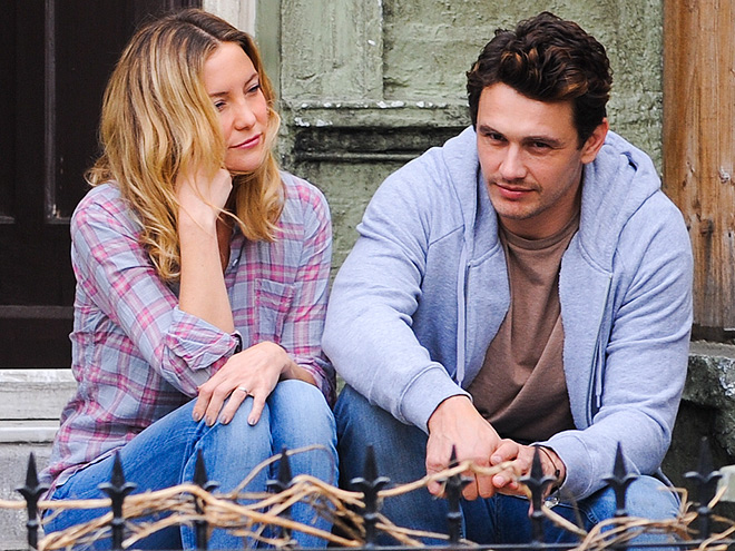 RESTING PLACE photo | James Franco, Kate Hudson