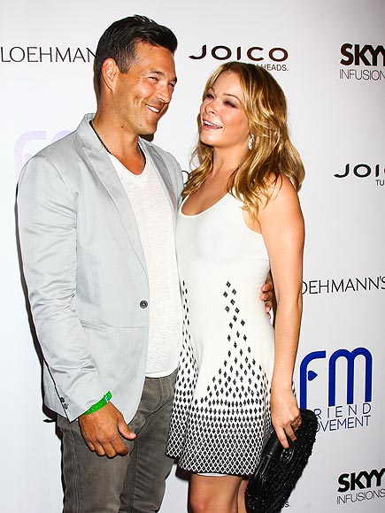 LOOK OF LOVE photo | Eddie Cibrian, LeAnn Rimes