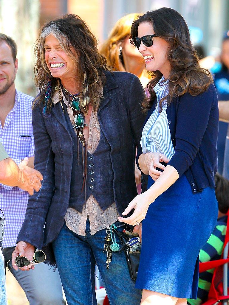 Liv Tyler  People com Steven Tyler And Liv Tyler Relationship