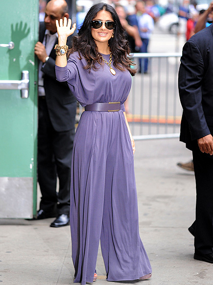 PLUM JOB photo | Salma Hayek
