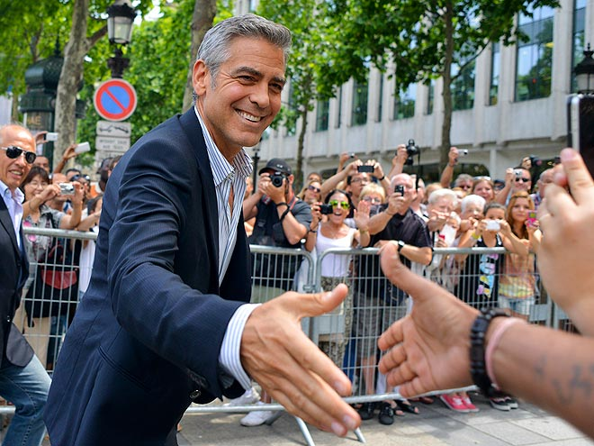 HAPPY DAYS photo | George Clooney