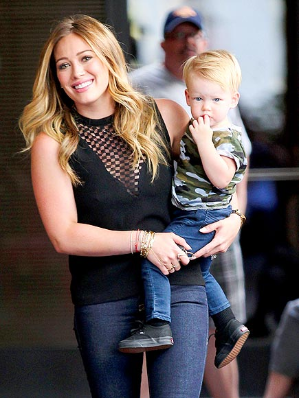 STICKING TOGETHER photo | Hilary Duff