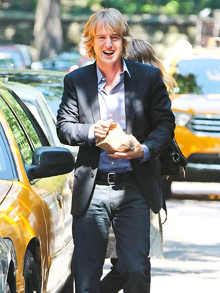 MAKING A SCENE photo | Owen Wilson
