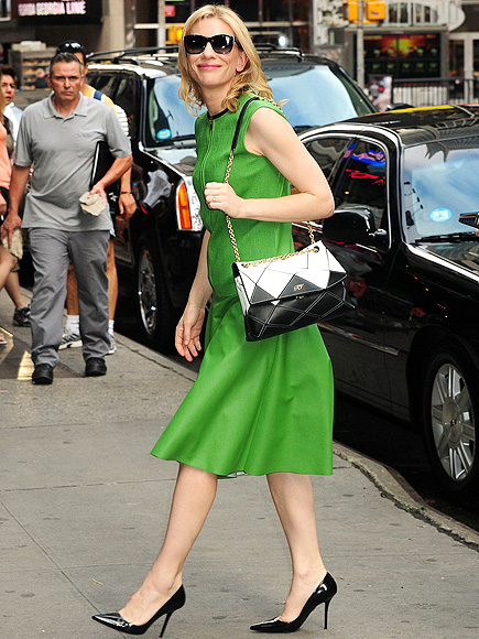 SEEING GREEN photo | Cate Blanchett