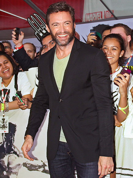 CROWD PLEASER photo | Hugh Jackman
