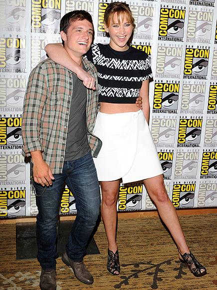 CLOSE CALL photo | Jennifer Lawrence, Josh Hutcherson