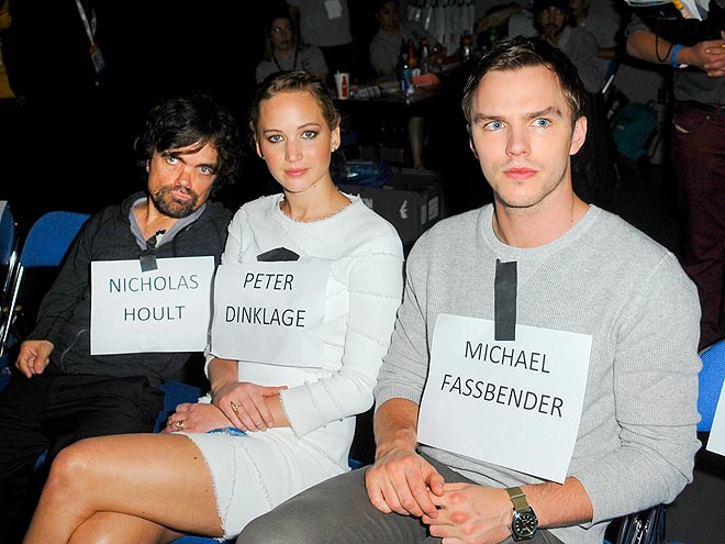 WHAT'S IN A NAME? photo | Jennifer Lawrence, Nicholas Hoult, Peter Dinklage