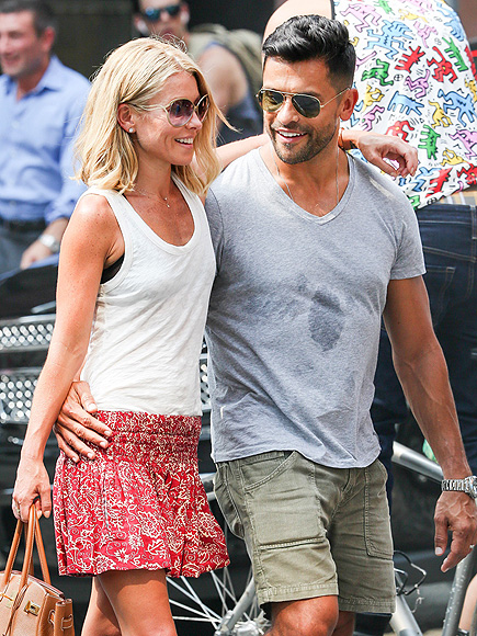 SUMMER OF LOVE photo | Kelly Ripa, Mark Consuelos