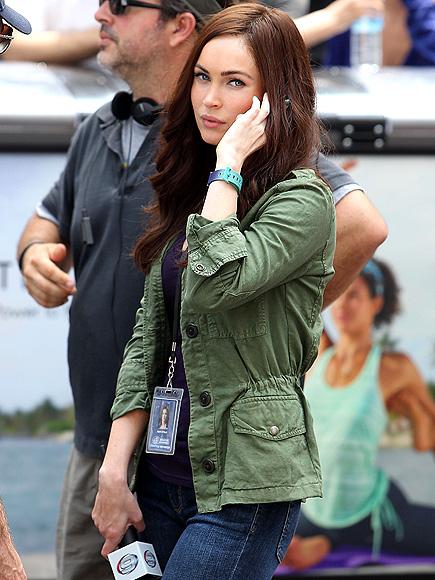 EYES HAVE IT photo | Megan Fox