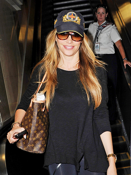 FLY STYLE photo | Sofia Vergara