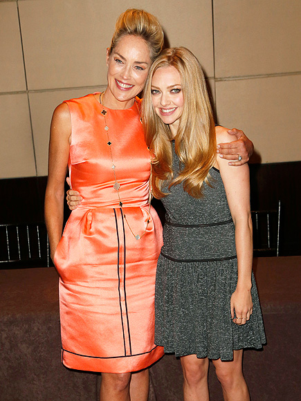 SHOW SOME LOVE photo | Amanda Seyfried, Sharon Stone