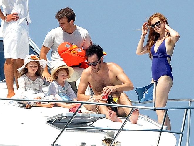Саша Барон Коэн с семьей