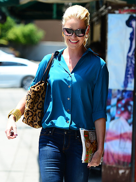 JUST BEING SMILEY photo | Katherine Heigl