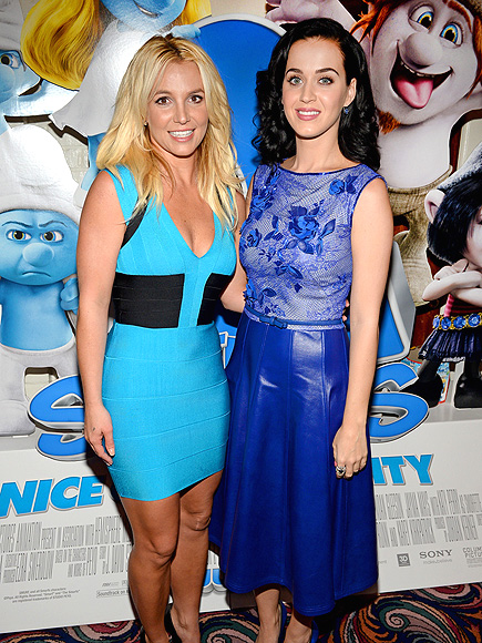GETTING ANIMATED photo | Britney Spears, Katy Perry