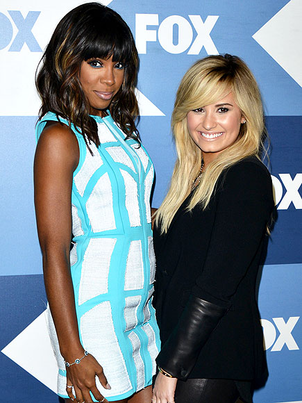 STAND BY ME photo | Demi Lovato, Kelly Rowland
