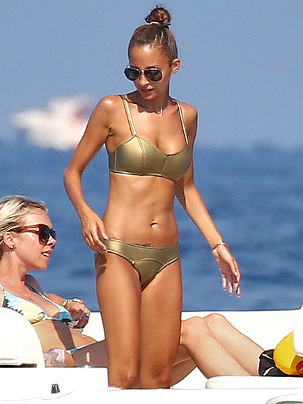 RISE AND 'SHINE' photo | Nicole Richie