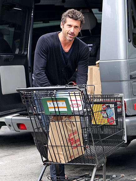 BUYING IN 'BULK' photo | Patrick Dempsey