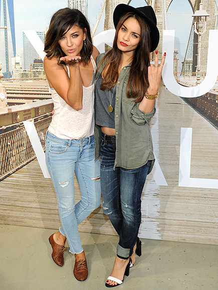 MESSAGE MAKERS photo | Jessica Szohr, Vanessa Hudgens