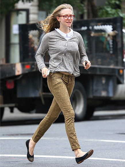 RUN ALONG photo | Amanda Seyfried