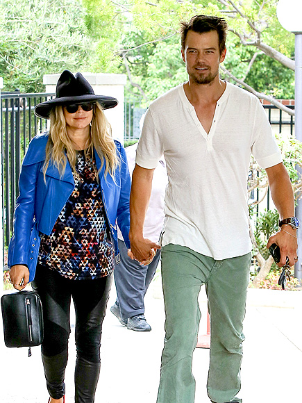 ON THE BRIGHT SIDE  photo | Fergie, Josh Duhamel