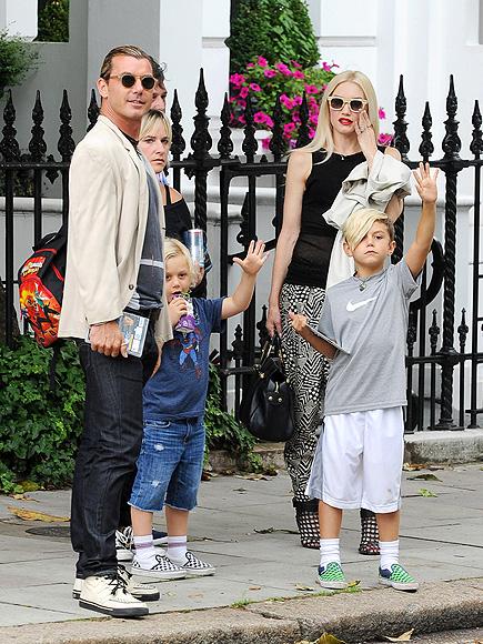 GOOD GREET photo | Gavin Rossdale, Gwen Stefani