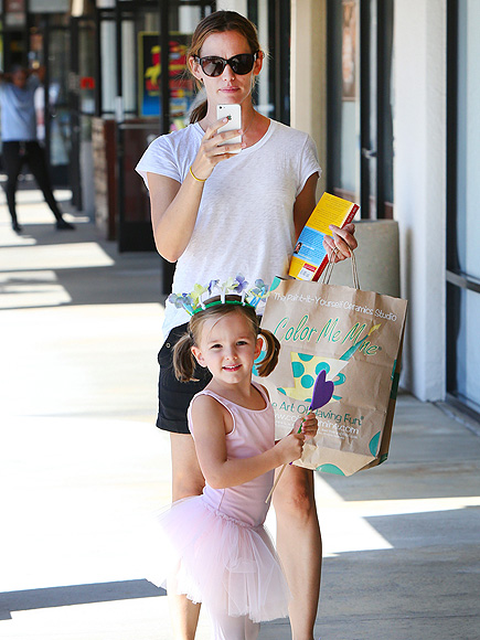SAY CHEESE photo | Jennifer Garner