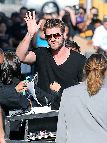 THE 'HI' LIFE photo | Liam Hemsworth