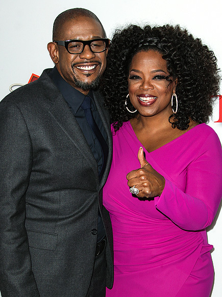 HAPPY DAYS photo | Forest Whitaker, Oprah Winfrey