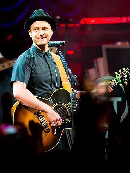 Strum-thing Special photo | Justin Timberlake