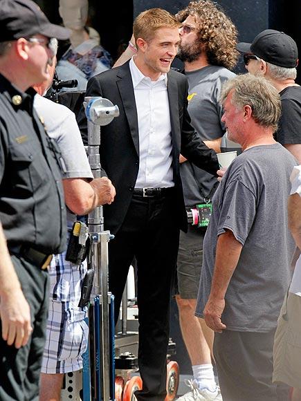 DAPPER DUDE photo | Robert Pattinson