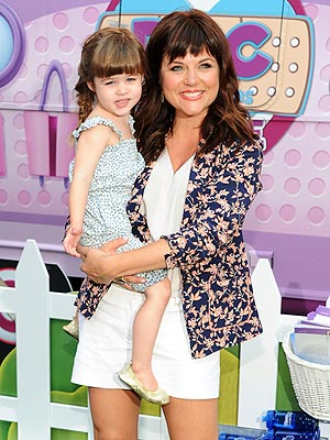 Tiffani Thiessen Sad Baby Stage Is Over