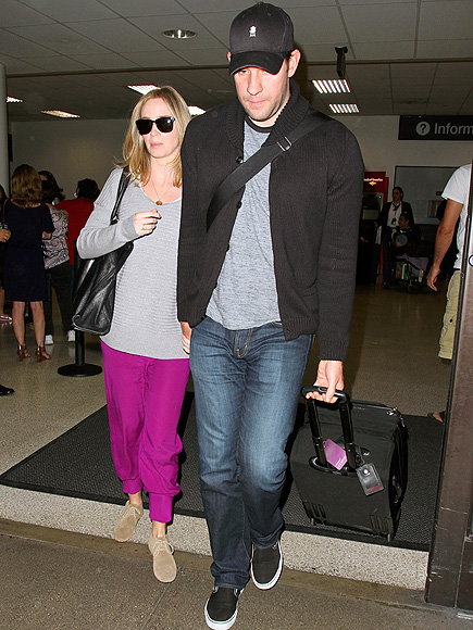 TRAVEL BUDDIES photo | Emily Blunt, John Krasinski