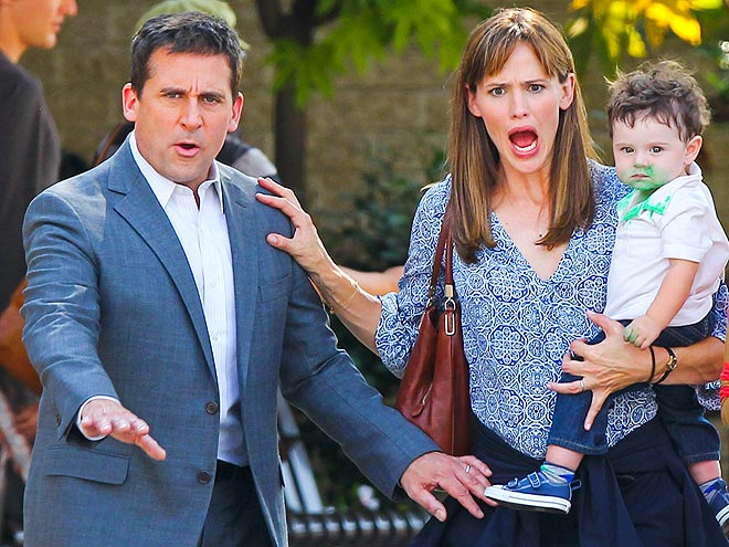 SHOCK FACTOR photo | Jennifer Garner, Steve Carell
