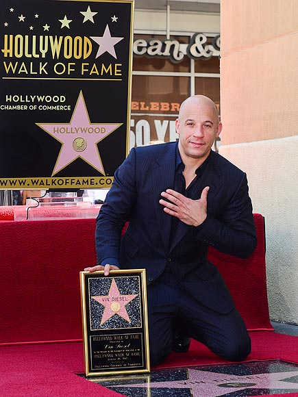 LUCKY STAR photo | Vin Diesel