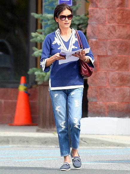 STEPPING OUT photo   Catherine Zeta-Jones