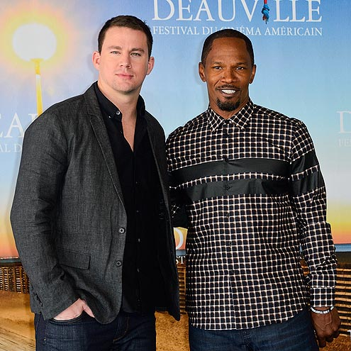 DOWN & OUT photo | Channing Tatum, Jamie Foxx