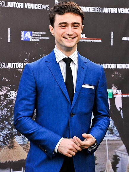 DAPPER DAN photo | Daniel Radcliffe